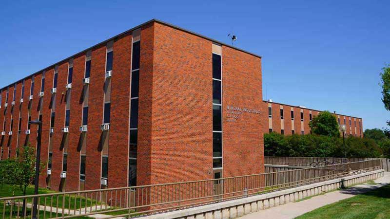 矿产工业大厦